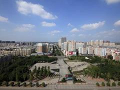 成都14.5亿挂牌青白江4宗商住地 面积合计241亩