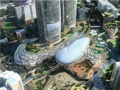 新鸿基:上海徐家汇项目为内地发展重点 预计租金年收20亿