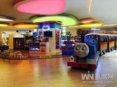 玩童会:开着托马斯小火车 进入更多城市及购物中心
