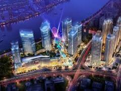 """又一座泰禾广场开业 68万方体量的""""城""""有何不同?"""