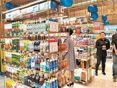 """沃尔玛、京东等瞄准社区零售 社区店推""""送货上门""""应对"""