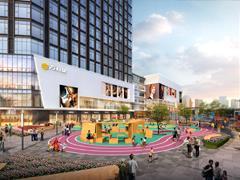 广州基盛万科里2017年底开业 规划五大体验主题引入多家首店