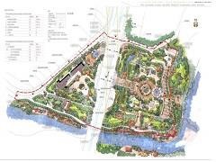 亨特・公园里单体方案优化调整 总建面增加9816平方米