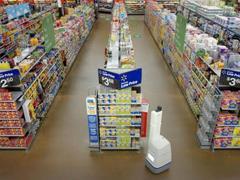 沃尔玛推出货架扫描机器人 并称可以节约员工和顾客的时间