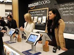 亚马逊实体店仅全食超市盈利 12家书店几乎不赚钱