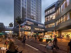 杭州复地壹中心活力广场启动招商 打造24h都市乐活汇客厅