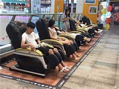 """""""小消费""""正流行:购物中心引进迷你KTV、共享按摩椅"""