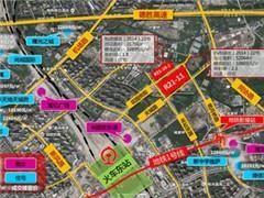 杭州国庆前夕挂牌25宗地块 可建体量127.6平方米