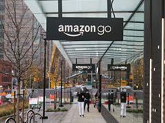 亚马逊计划在英法选址 推广旗下无人便利店Amazon Go