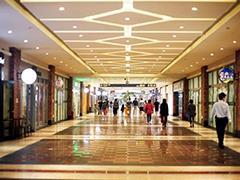 五角场地下商业街国庆开业 为上海最大地下商圈
