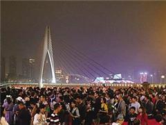 """重庆市主要商圈零售72.9亿元 你""""贡献""""了多少?"""