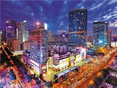 黄金周广州十大商圈日均消费大增 七大百货吸金近6亿