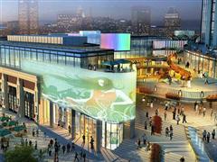 YOYO环球港海港风情来袭 打造新疆首个情景互动式商业综合体