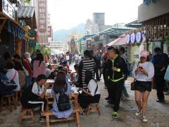 昆明花茶马花街人气高涨 得益于区位、环境、业态三大核心