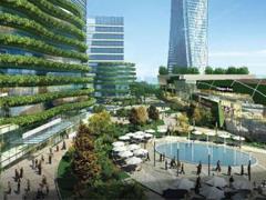 深圳福田将增一大型购物中心 商业体量为16.7万平米