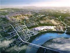 打造两江国际商务中心 空港新城将建360万方的大商圈