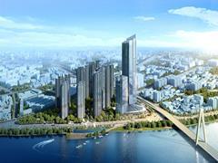 越秀地产22.8亿出售武汉地标级综合体67%股权 净赚4亿