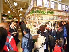 开业当日85万销售,鞍山佳兆业广场二期打造新型餐饮业态