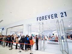 Forever21苏州中心店开业 大陆地区已开20家Forever21门店
