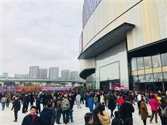 11.18金鹰世界盛大开业 50万方全生活中心开启河西商业新版图