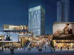 盘龙奥园广场12月底盛大开业 献给盘龙一座花园式购物中心