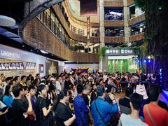 网红购物中心举办全民歌唱大赛,获万人关注