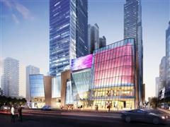 """宏发前城购物中心荣获""""中国购物中心规划设计创新大奖"""""""