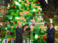 凯德全国8家来福士综合体、 47座凯德广场共同开启缤纷圣诞季