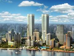 中国金茂59.98亿元挂牌上海星港国际中心综合体50%股权
