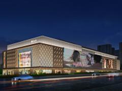 济南全运村中央广场12月开业