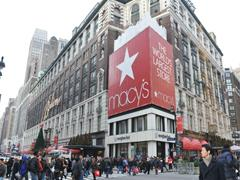 美国实体零售业搭乘中国电商快车 梅西百货、耐克等入驻天猫