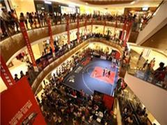 探秘美嘉篮球公园,如何用体育IP盘活购物中心?