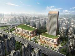 武汉江腾广场12月22日正式开业 助力汉阳商业繁华