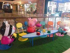 小猪佩奇IP立体化:明年在京沪开主题乐园 它会是盈利的10%吗?