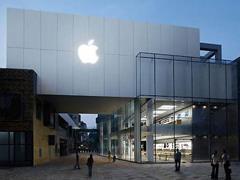 苹果韩国首家零售店即将完工 最快2018年1月开业
