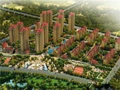 中铁十五局挂牌贵州东来尚城项目 未开发土地14.8万�O