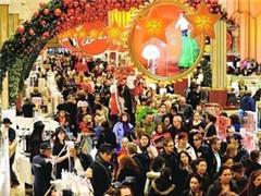 全球经济回暖催热圣诞购物季 或带动零售业加速增长