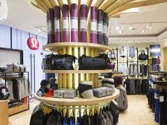 Lululemon将重点发展男装业务 欲在2020年男装业务实现10亿美元