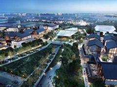 南昌华侨城进入实质性建设阶段 总投资约200亿元