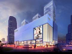 陆家嘴股份牵手法国商业巨擘 老佛爷或将成为L+Mall最大主力店