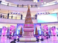 杭州商场打造圣诞IP主题 拟用消费体验冲年底销量