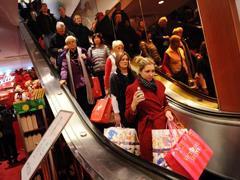 网店成美国人冬季购物首选渠道 实体商场将死亡?