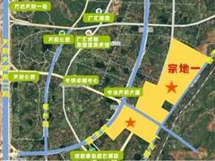 成都拍出中国第一高楼地块 溢价率高达107.79%