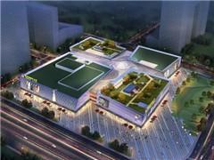 14万�O宁波慈溪爱琴海购物公园启动招商 预计2018年开业