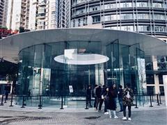 昆明顺城Apple直营店迎来第一批用户 告别排队提升体验