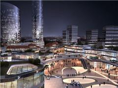 温州中心城区2020年将布局27个商业综合体 目前在建8个