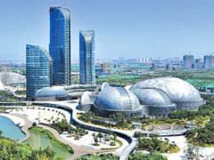 济南西客站片区签约12个项目 包括广州富力广场等