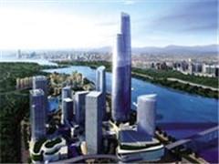 原瑞安重庆天地458米超高层复工 万科预计2022年入市
