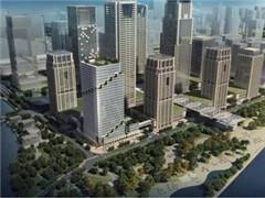 越秀5大商业项目亮剑广州:越秀金融城、越秀星汇海珠湾等