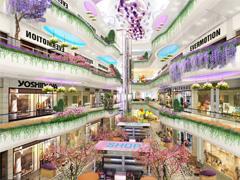 中山汇丰城最高层高达9米 15%商业空间打造为共享休闲场景